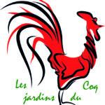 Un coq, logo du site